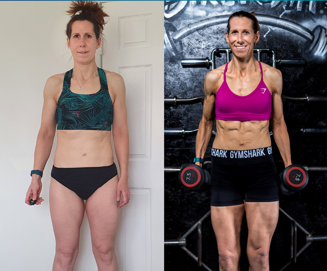 How Single-Mum Karen Transformed Her Mind, Body and Life On The RNT Journey