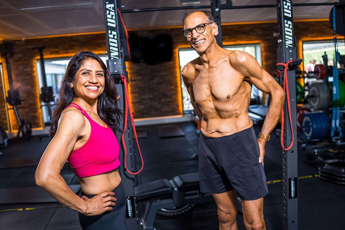 How the Vaghela's Transformed Their Bodies To Inspire A New 60+ Generation
